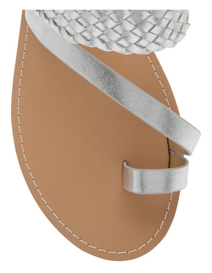 Maeve Silver Sandal image 5