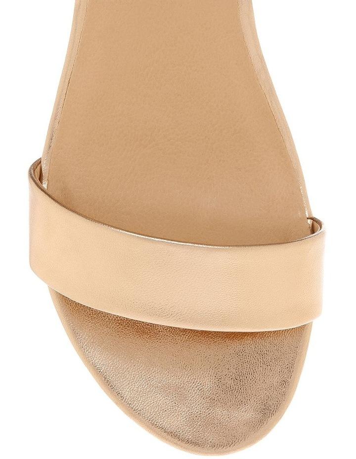 Bridgette Rose Gold Sandal image 3