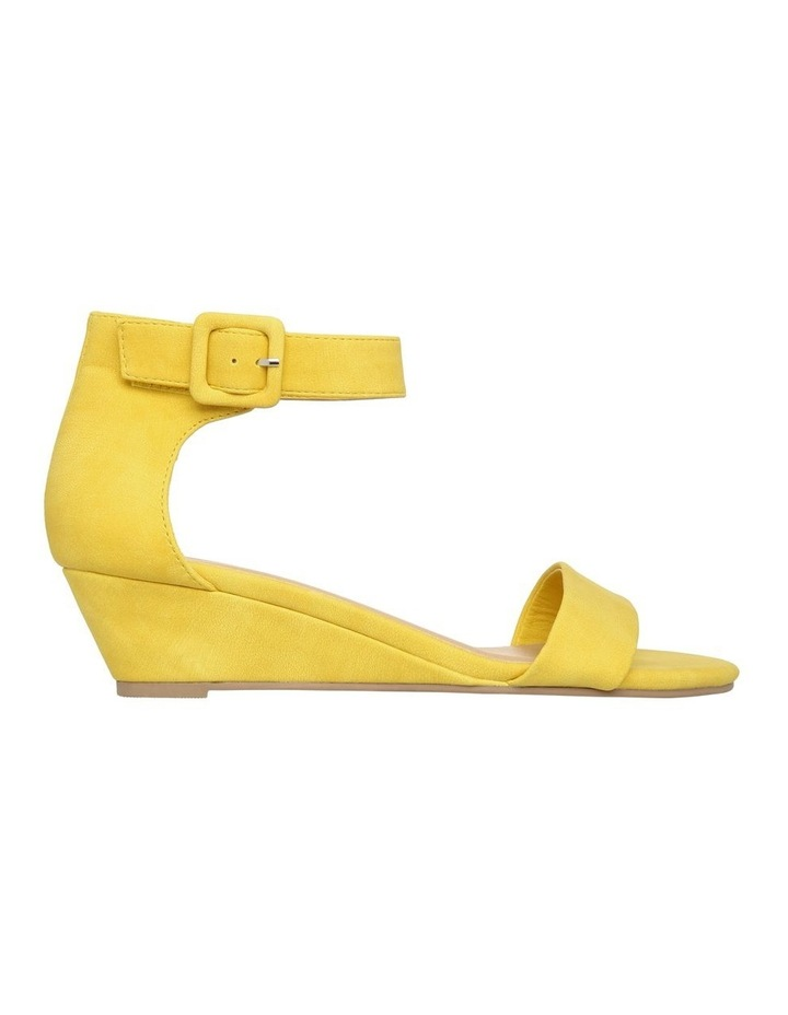 Bridgette Yellow Sandal image 1