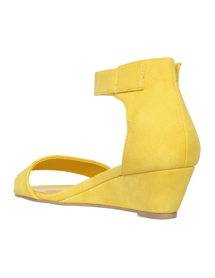 Bridgette Yellow Sandal image 2