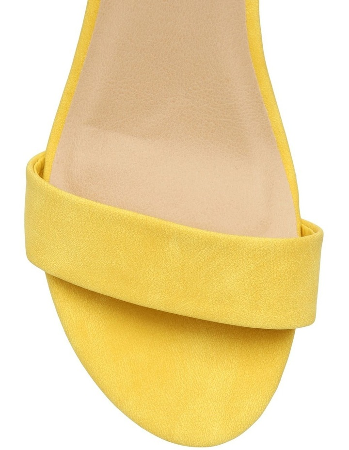 Bridgette Yellow Sandal image 3