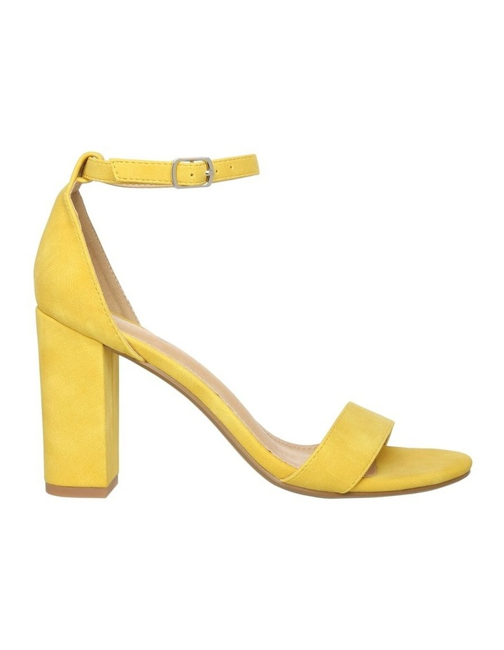 Madison Yellow Sandal image 1