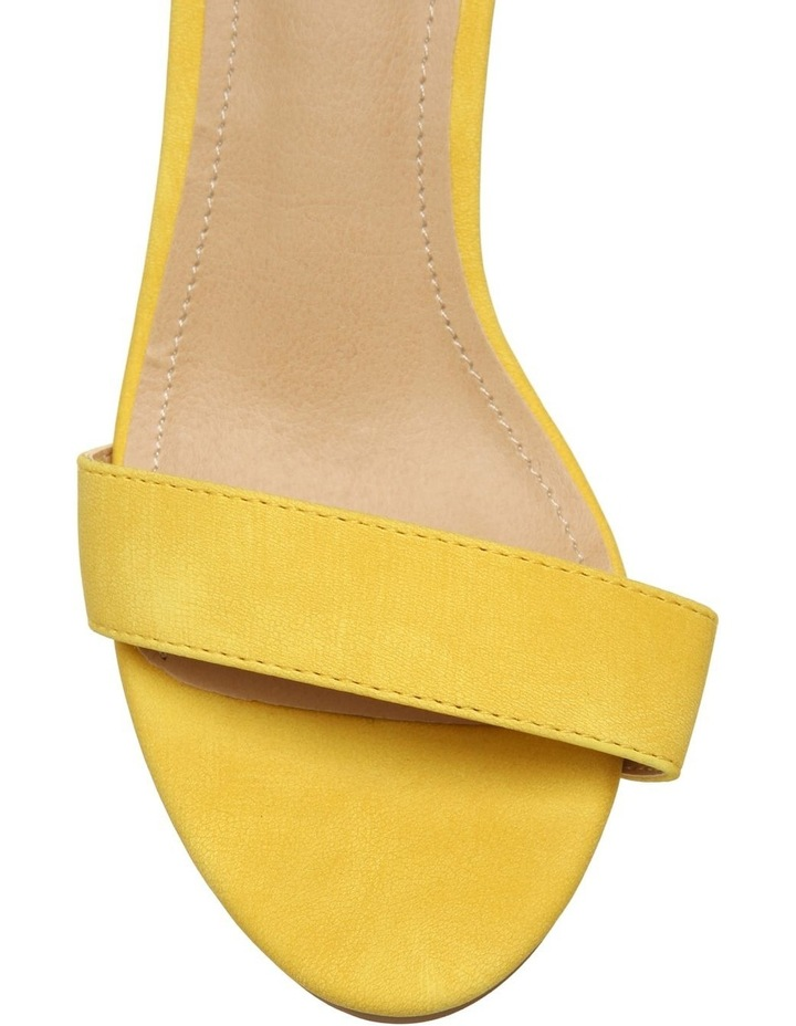 Madison Yellow Sandal image 3