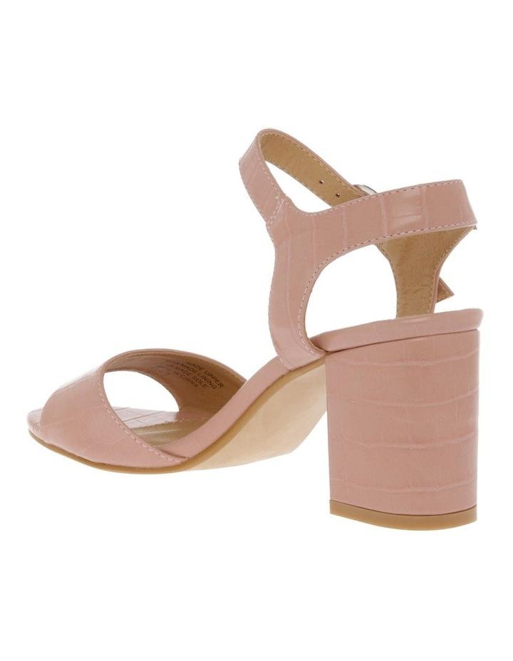Felicity Blush Croc Sandal image 2