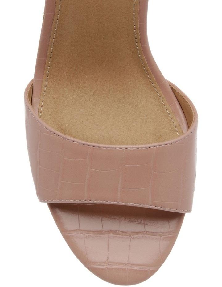 Felicity Blush Croc Sandal image 3