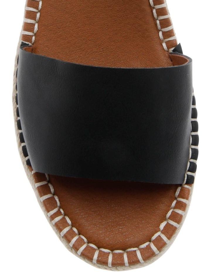 Capri Black Sandal image 3