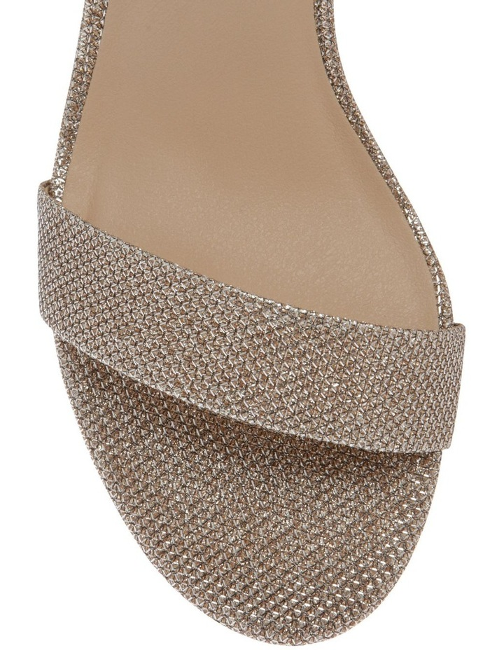 Victoria Metallic Sandal image 3