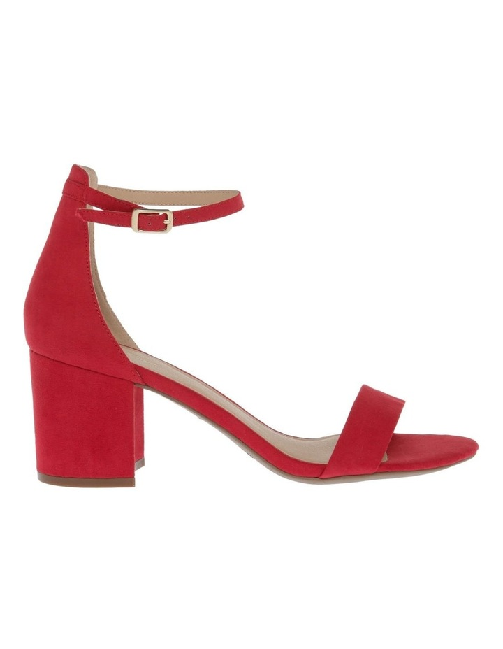 Victoria Red Sandal image 1