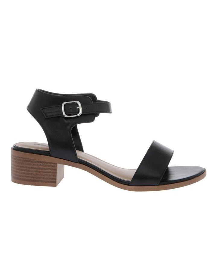 Leonie Black Sandal image 1