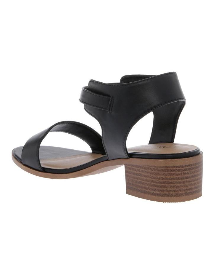 Leonie Black Sandal image 2