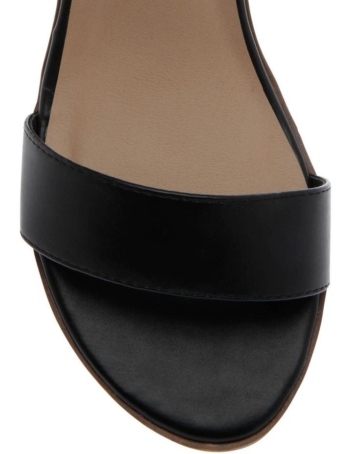 Leonie Black Sandal image 3