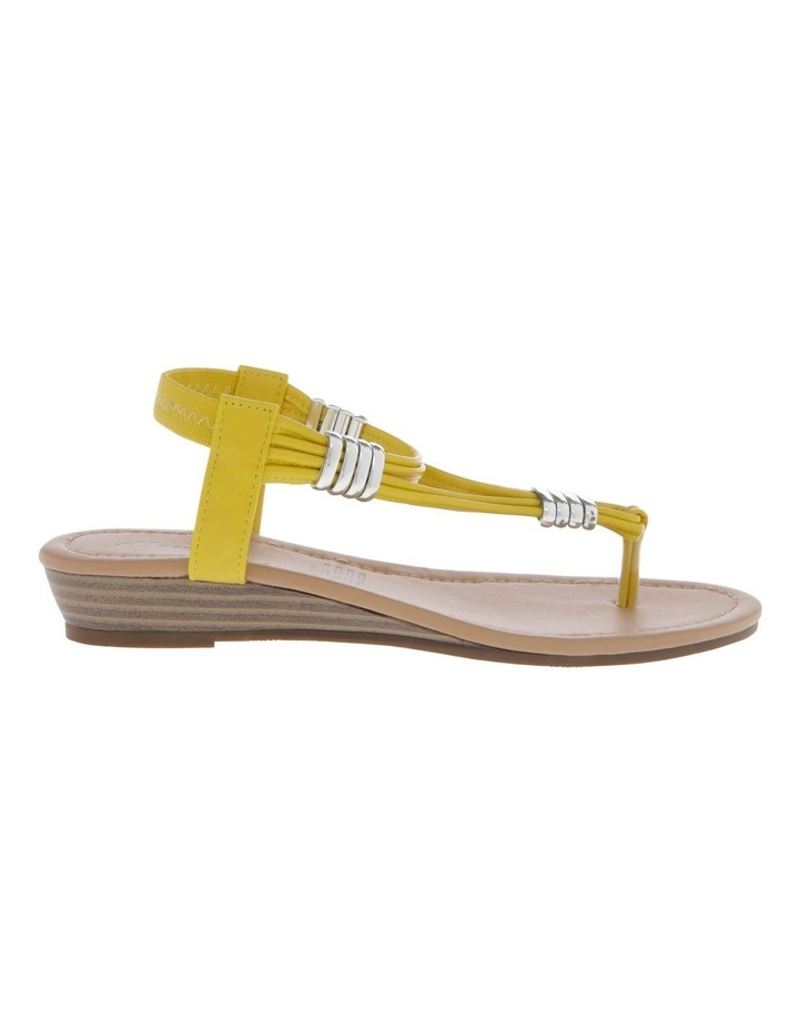 Monica Yellow Sandal image 1