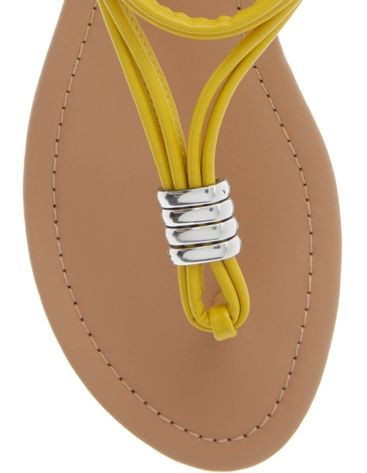 Monica Yellow Sandal image 3