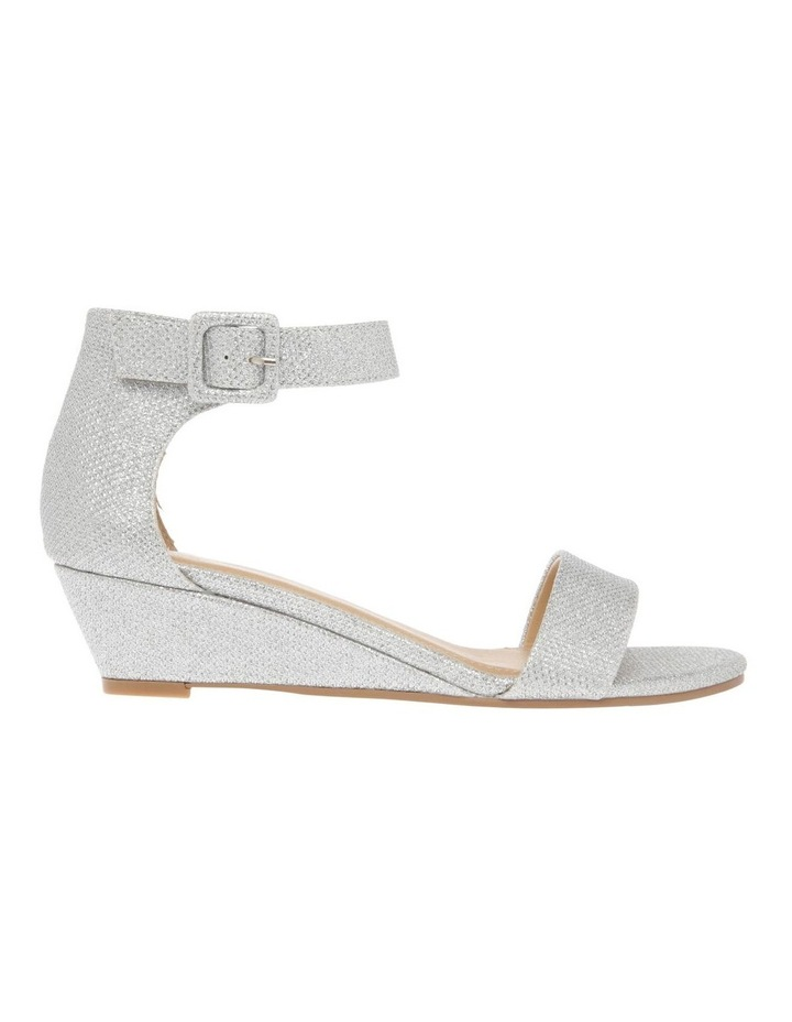 Bridgette Silver Sandal image 1