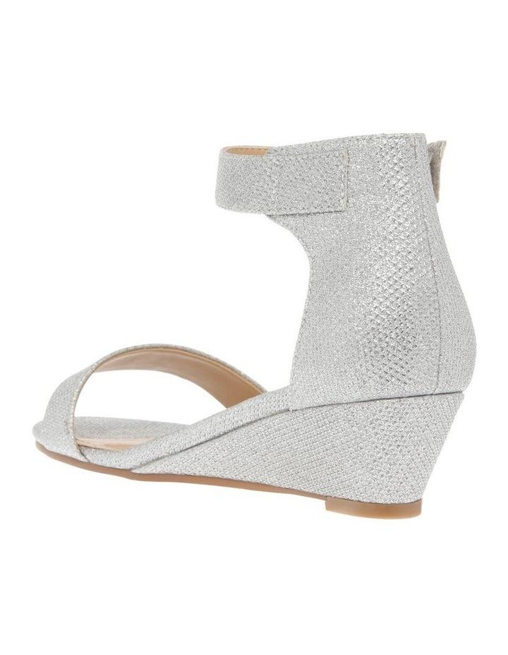 Bridgette Silver Sandal image 2