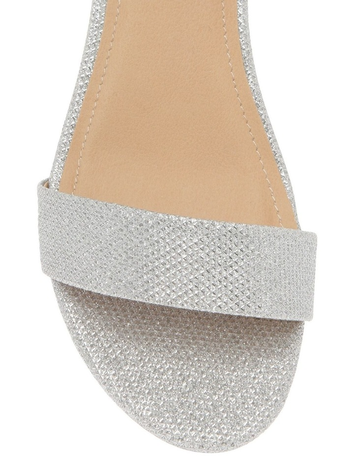 Bridgette Silver Sandal image 3