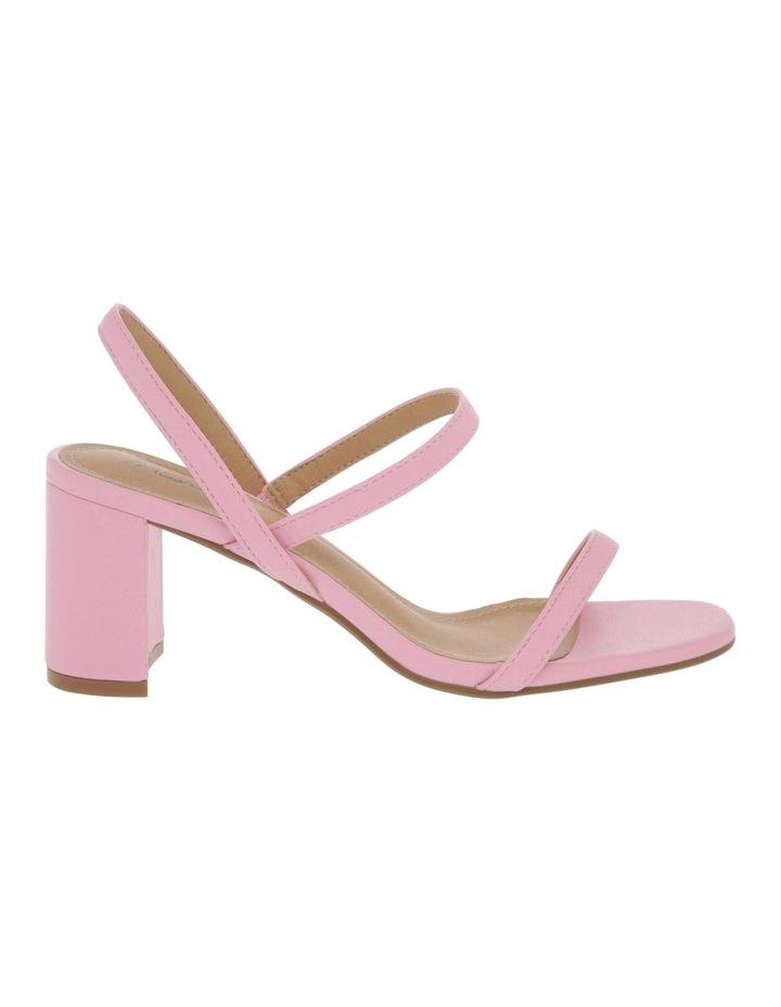 Mila Soft Pink Sandal image 1