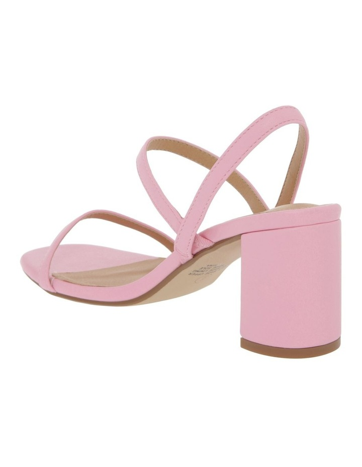 Mila Soft Pink Sandal image 3