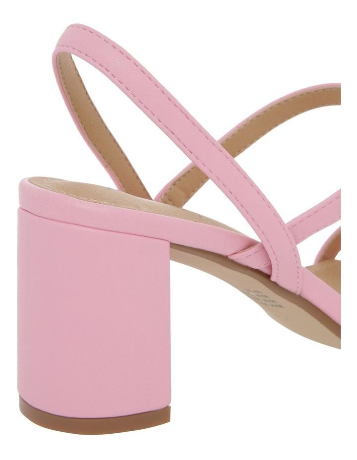 Mila Soft Pink Sandal image 4