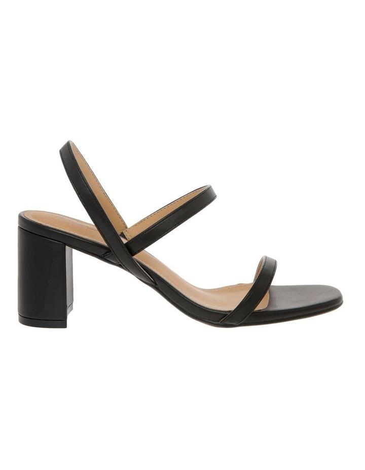 Mila Black Sandal image 1