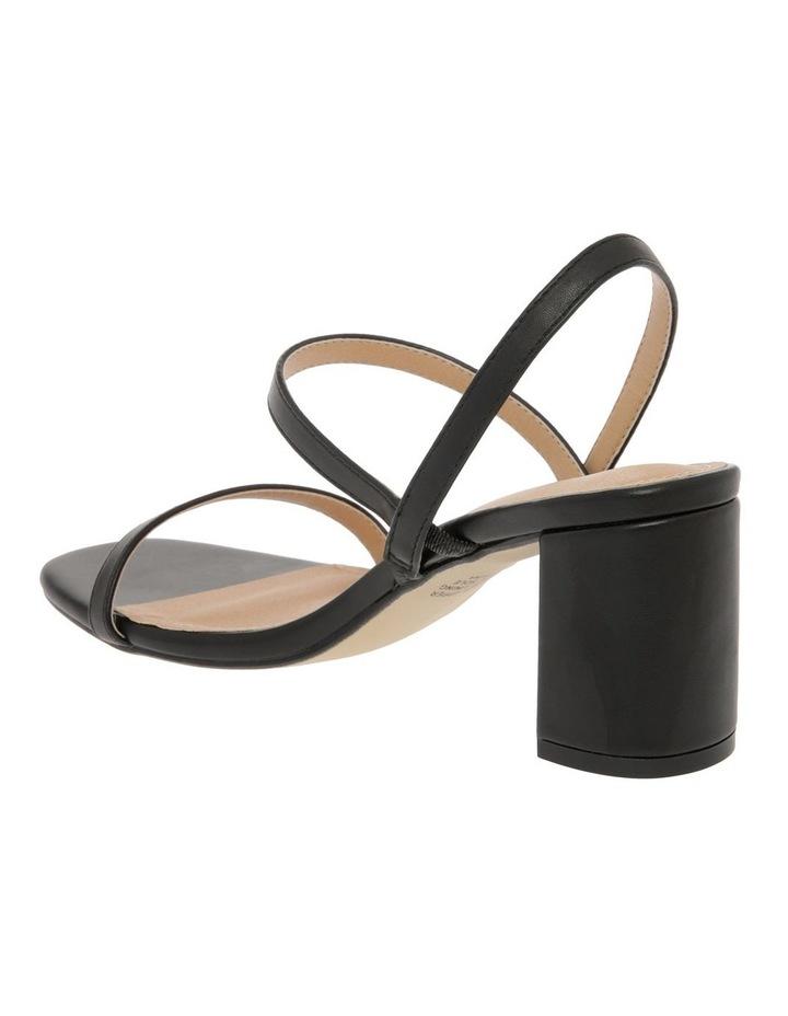 Mila Black Sandal image 3