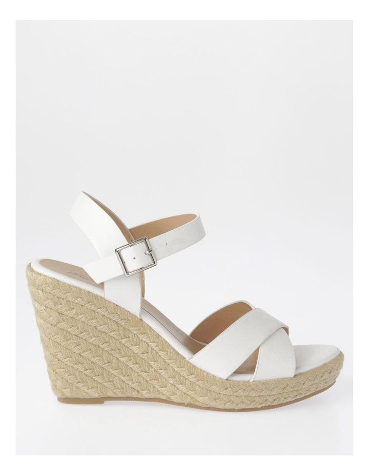 Peyton White Sandal image 1
