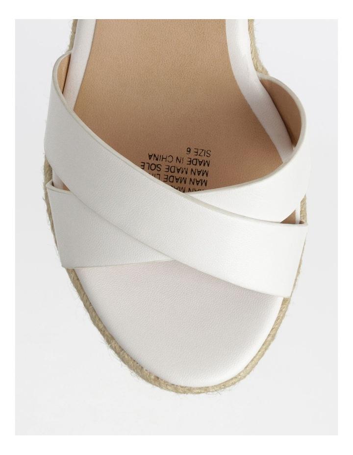 Peyton White Sandal image 2