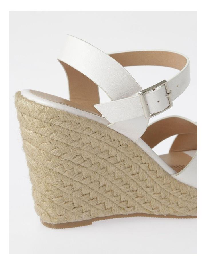 Peyton White Sandal image 4
