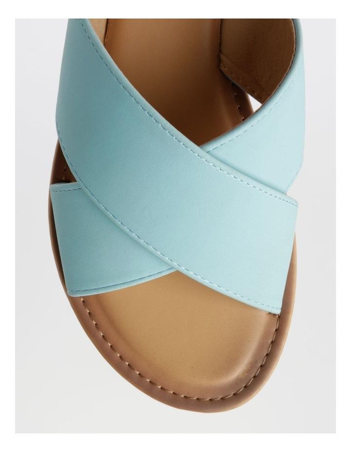 Alice Soft Blue Sandal image 2