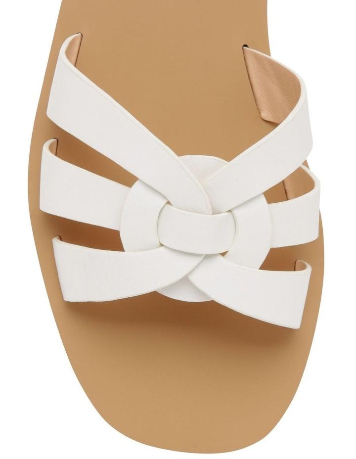 Evie White Sandal image 2