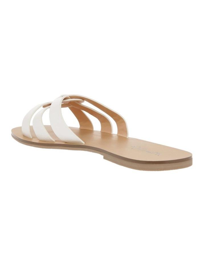 Evie White Sandal image 3