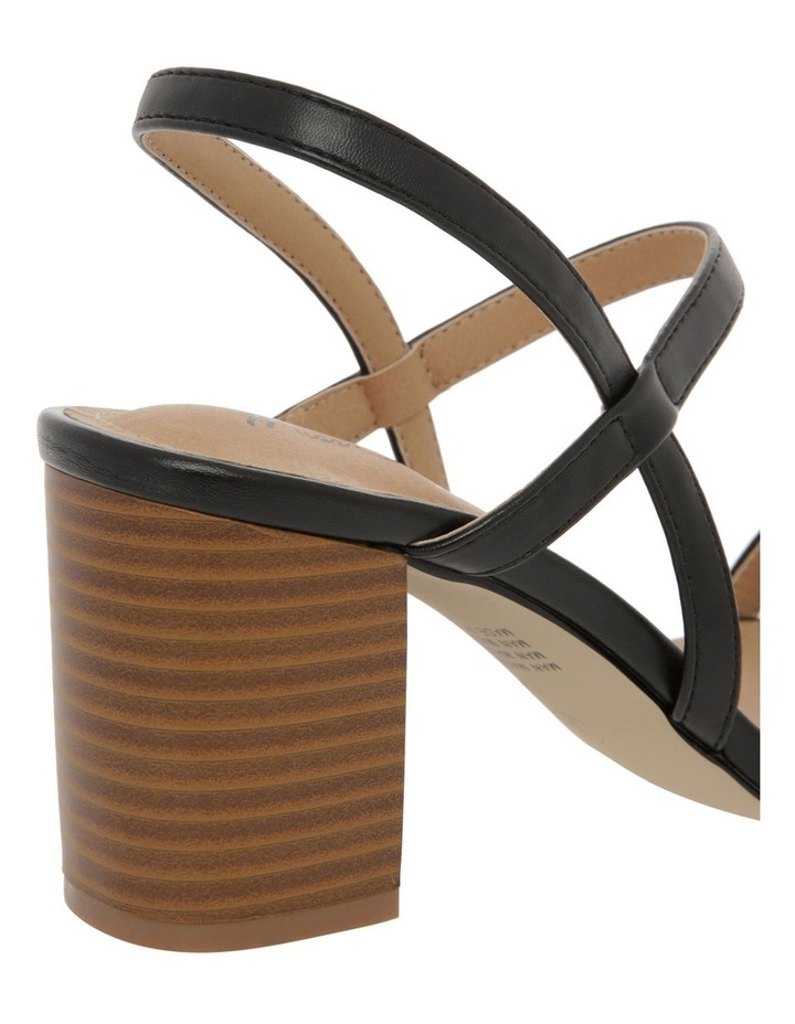 Kandi Black Sandal image 4