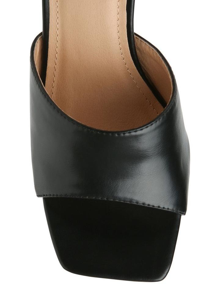Ava Black Sandal image 2