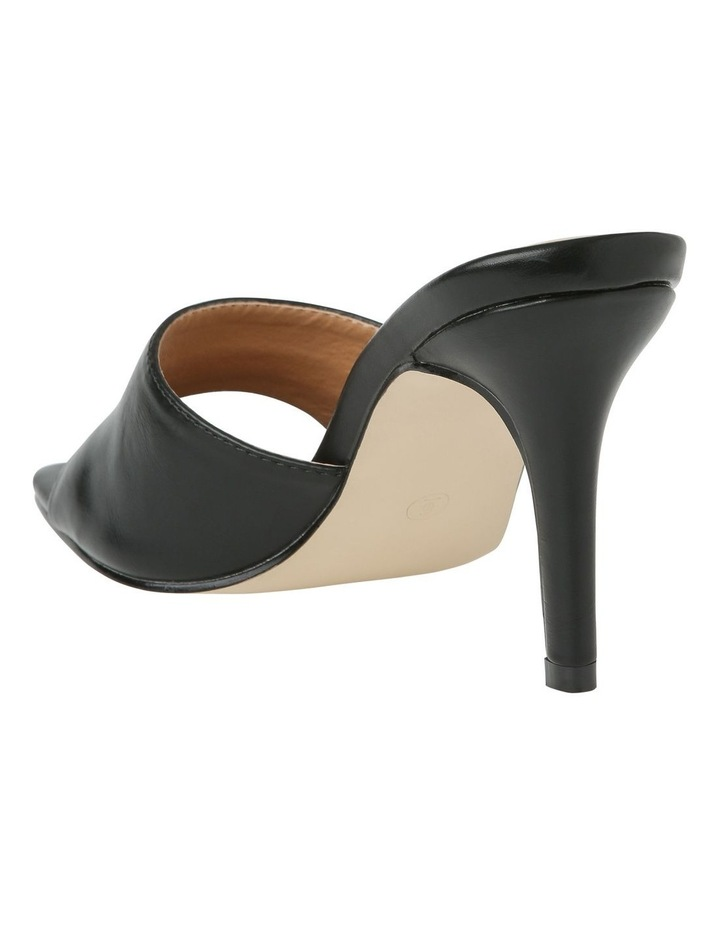 Ava Black Sandal image 3