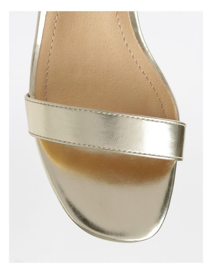 Fleur Gold Sandal image 2