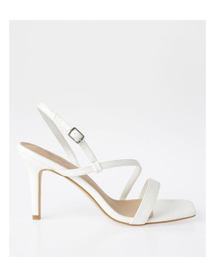 Cupid White Sandal image 1