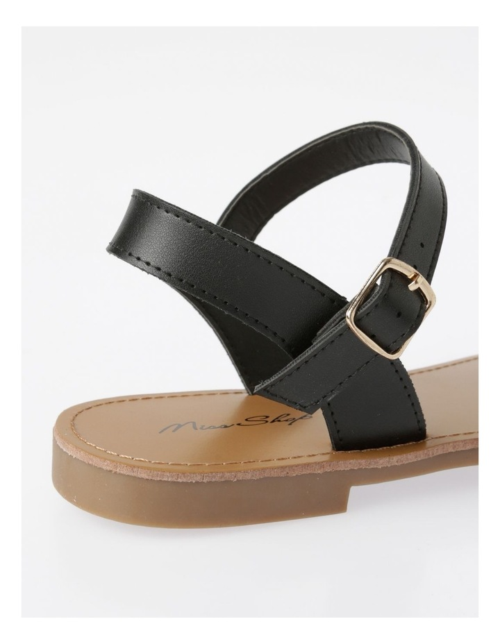 Tilly Black Sandal image 4