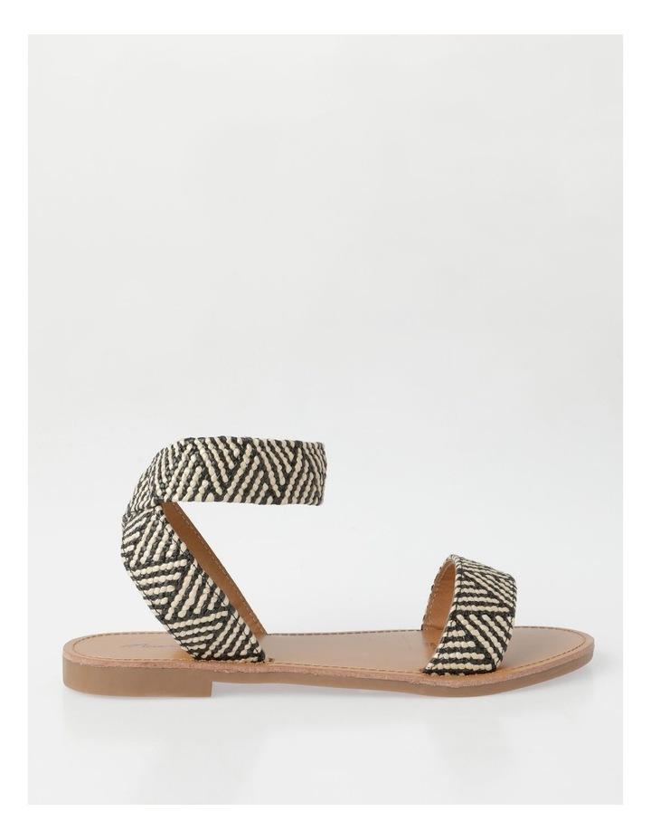 Senorita Black Sandal image 1