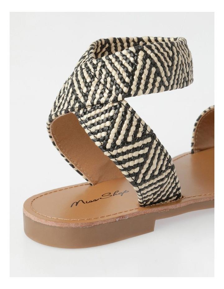Senorita Black Sandal image 4