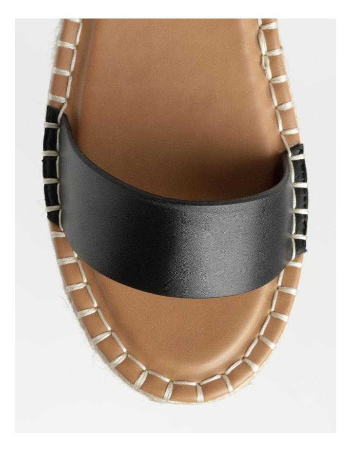 Ricki Black Sandal image 2