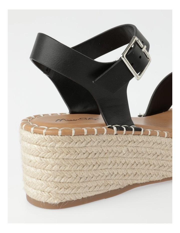 Ricki Black Sandal image 4