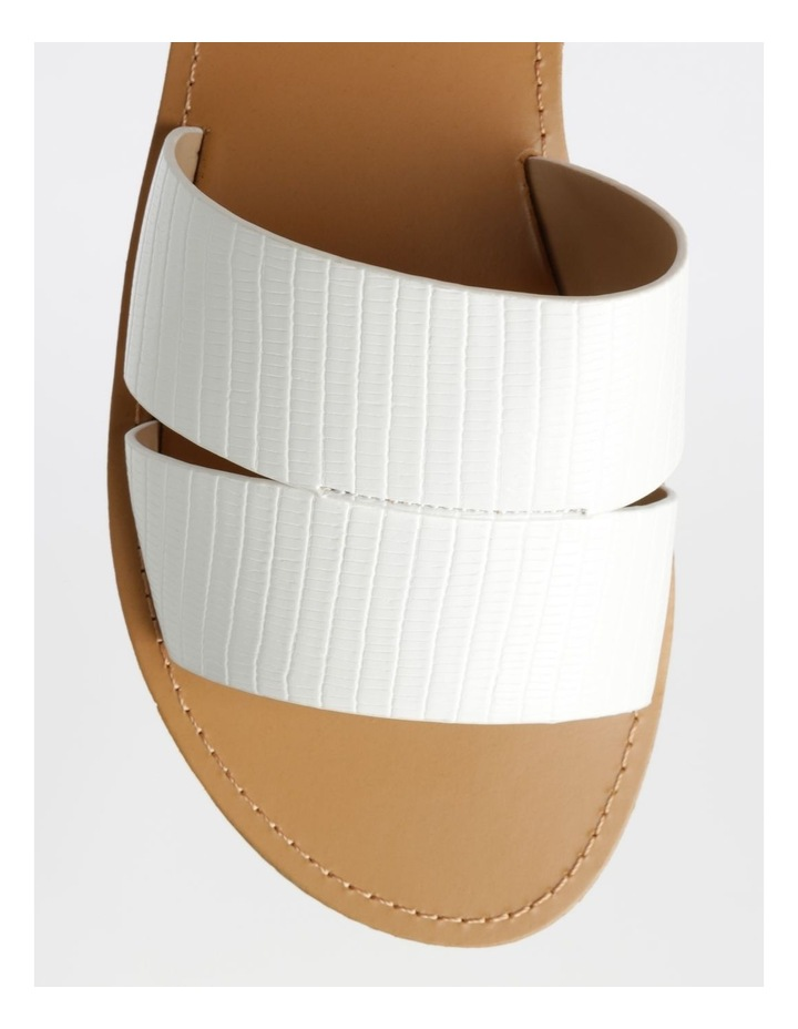Harmony White Sandal image 2