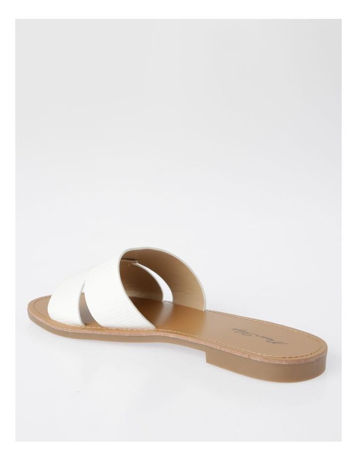 Harmony White Sandal image 3