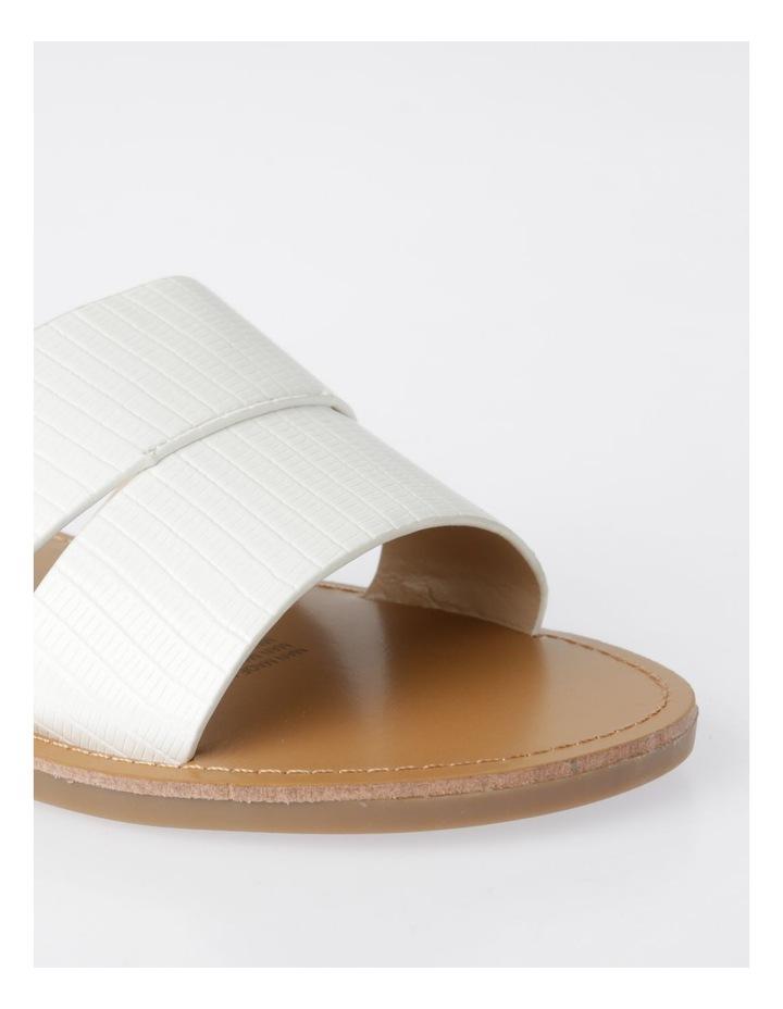 Harmony White Sandal image 4