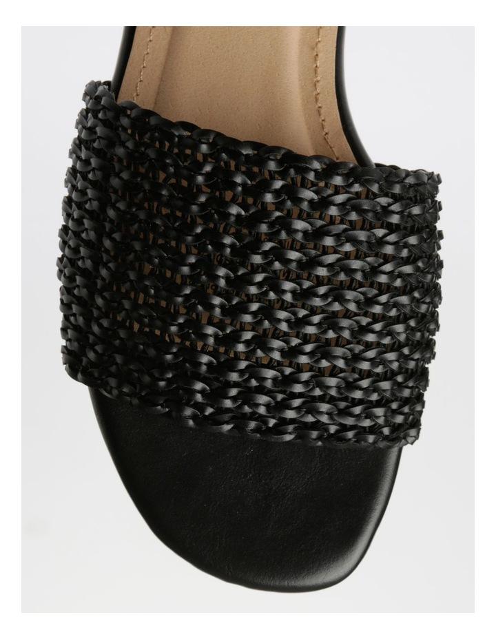 Josie Black Sandal image 2