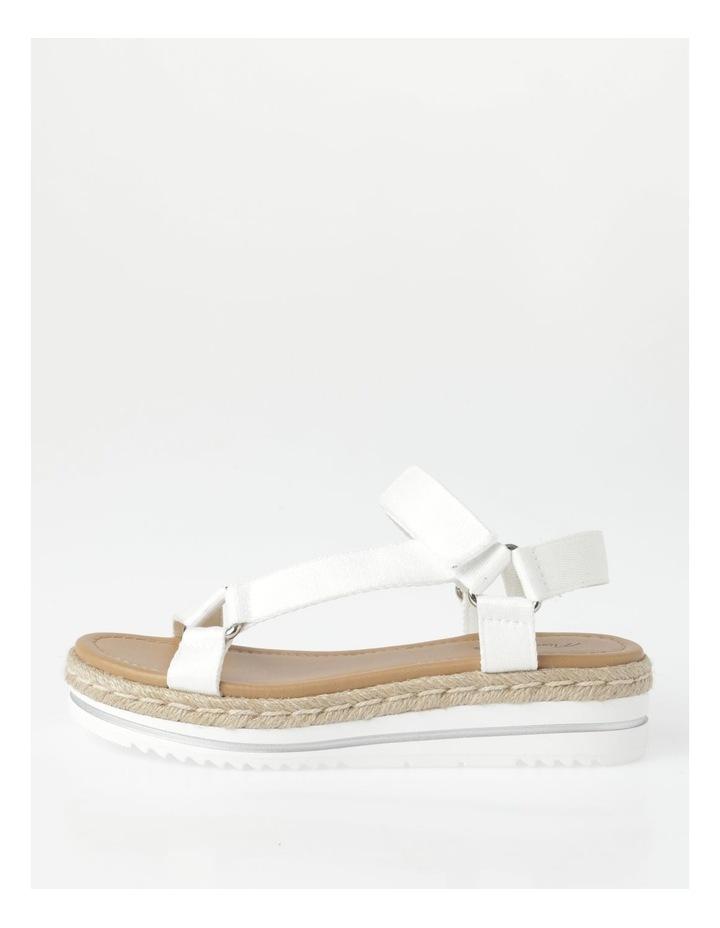Lanni White Sandal image 1