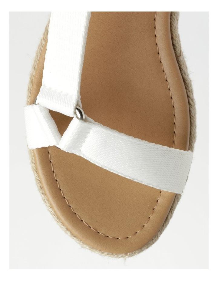 Lanni White Sandal image 2