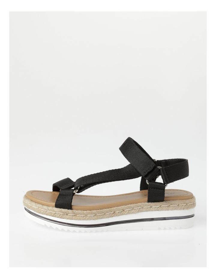 Lanni Black Sandal image 1