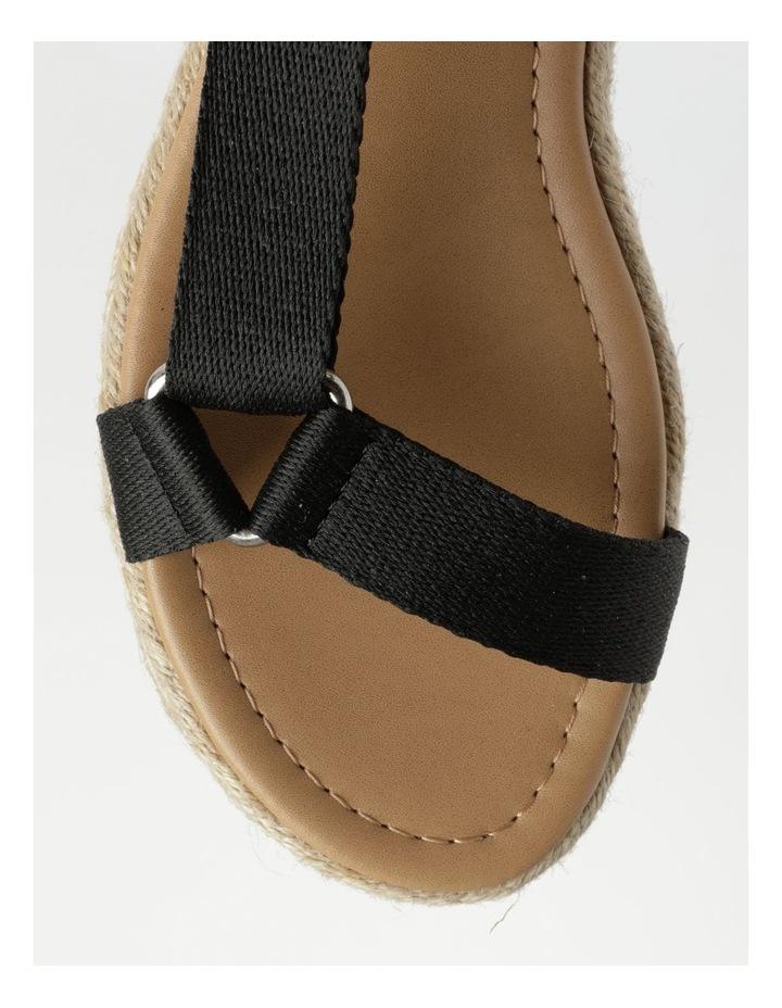 Lanni Black Sandal image 2