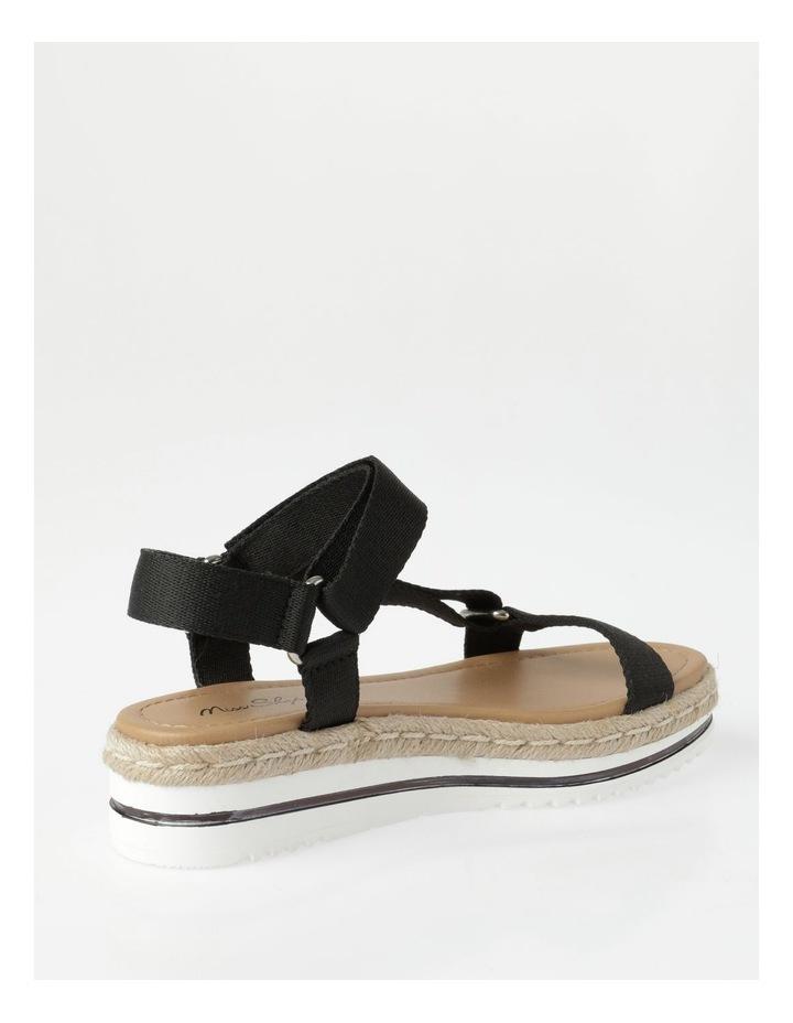 Lanni Black Sandal image 3